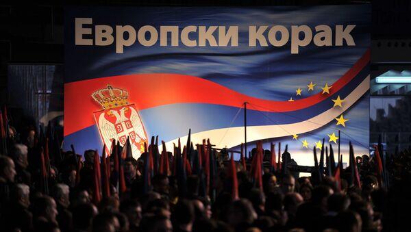 EU Srbija - Sputnik Srbija