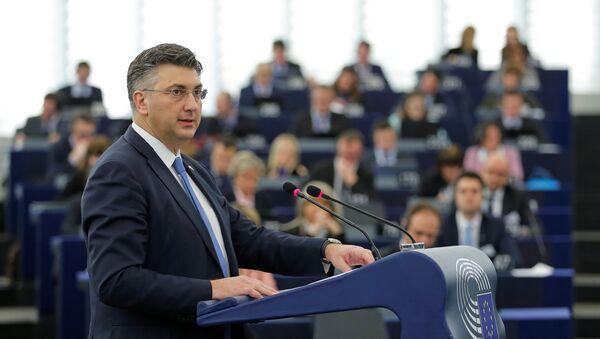 Андреј Пленковић - Sputnik Србија