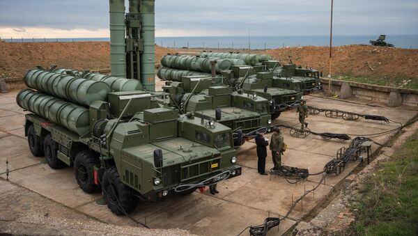 Protivvazdušni sistem S-400 u Sevastopolju - Sputnik Srbija