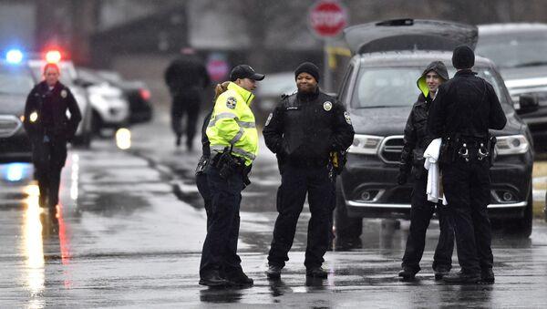 Полиција у Кентакију - Sputnik Србија