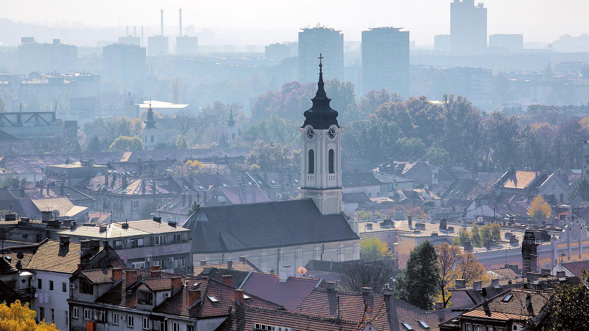 Panorama Beograda - Sputnik Srbija, 1920, 30.08.2021