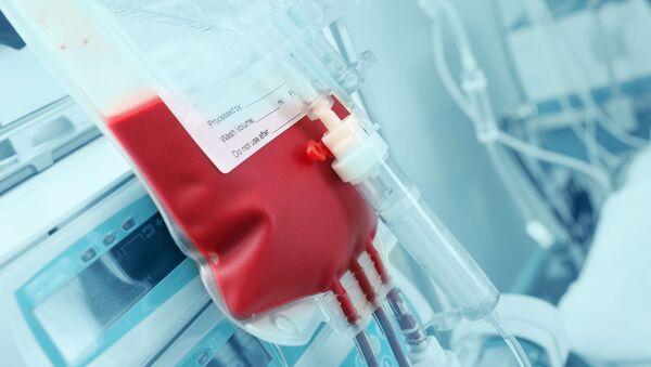 Донирање крви - Sputnik Србија