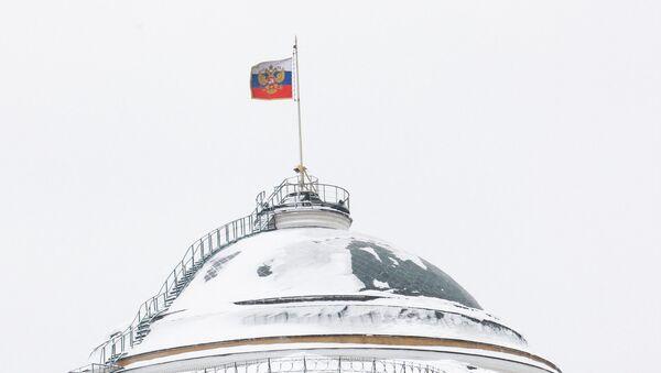 Зграда Сената у московском Кремљу - Sputnik Србија