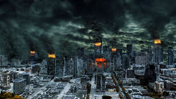 Katastrofa, nuklearni rat - Sputnik Srbija
