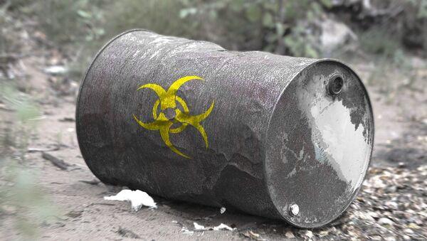 Toskični otpad - Sputnik Srbija