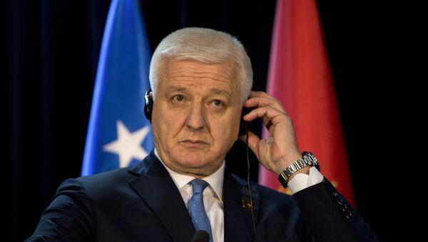 Premijer Crne Gore Duško Marković - Sputnik Srbija