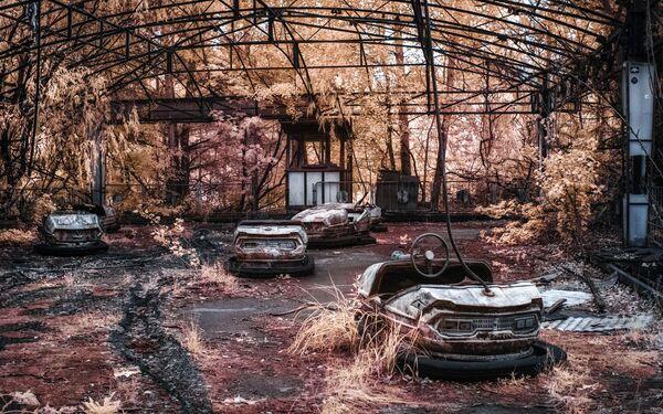 ЕКСКЛУЗИВНО Забрањена зона Чернобиља какву свет досад није видео - Sputnik Србија