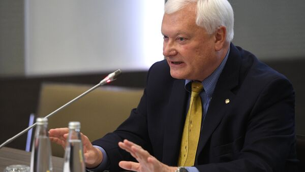 Specijalni predstavnik predsednika Rusije za informacionu i sajber-bezbednost Andrej Krutskih - Sputnik Srbija