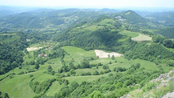 Последња ерупција на Руднику била је пре 20 милиона година. - Sputnik Србија