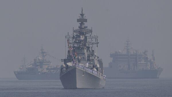 Indijski brod - Sputnik Srbija