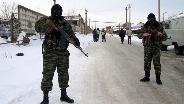 Специјалне антитерористичке у Дагестану, Русија - Sputnik Србија