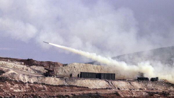 Турска артиљерија гађа позиције Курда на северу Сирије - Sputnik Србија