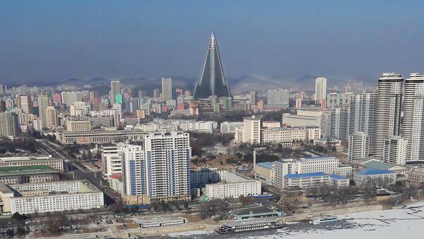 Пјонгјанг, главни град Северне Кореје - Sputnik Србија