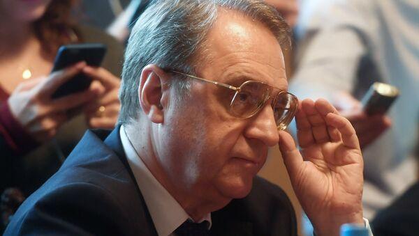 Zamenik ministra spoljnih poslova Rusije Mihail Bogdanov - Sputnik Srbija