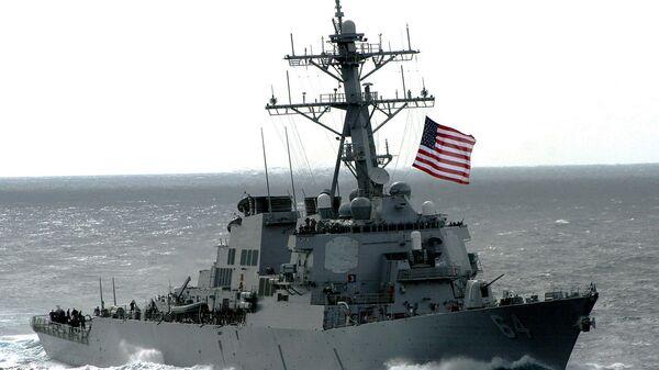 Амерички брод Карни - Sputnik Србија