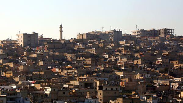 Сиријски град Африн - Sputnik Србија
