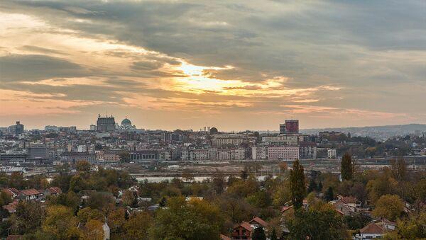 Panorama Beograda - Sputnik Srbija