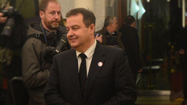 Министар спољних послова Србије Ивица Дачић - Sputnik Србија
