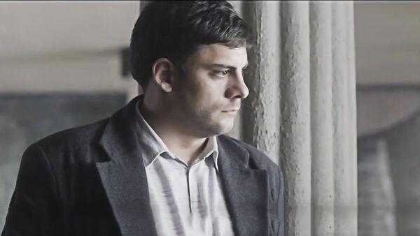 Глумац Милан Марић у филму Довлатов Алексеја Германа Млађег - Sputnik Србија