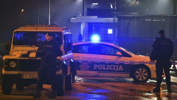 Полиција Црна Гора - Sputnik Србија