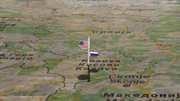 Amerika i Rusija na Kosovu - Sputnik Srbija