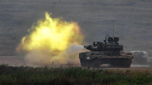 Ruski tenk T-90 - Sputnik Srbija