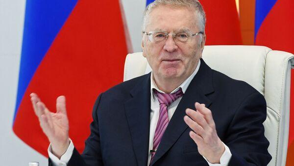 Kandidat v prezidentы RF ot LDPR Vladimir Žirinovskiй - Sputnik Srbija