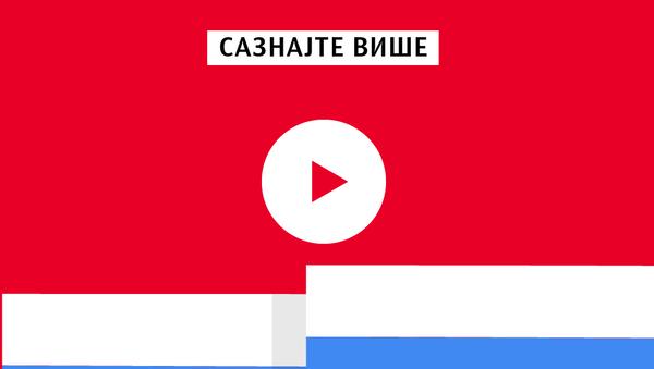 Rejting kandidata za predsednika ćir - Sputnik Srbija