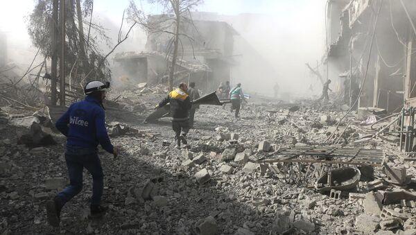 Istočna Guta, Damask - Sputnik Srbija