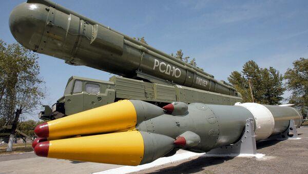 Raketni kompleks RSD-10 PIONER - Sputnik Srbija