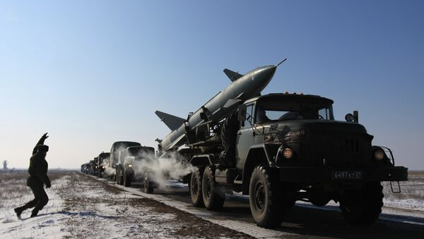 Priprema za predaju vojsci sistema S-400 Triumf - Sputnik Srbija