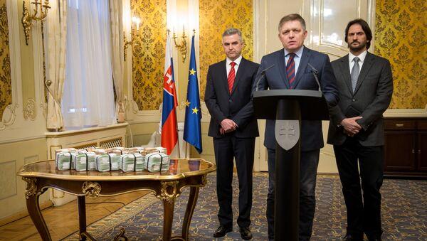 Роберт Фицо - Sputnik Србија