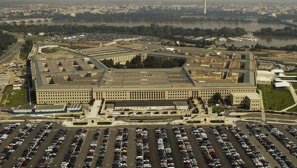 Здание Пентагона в США - Sputnik Србија