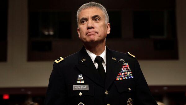 General-pukovnik Pol Nakasone, komandant Sajber komande američke vojske i direktor Agencije za nacionalnu bezbednost (NSA). - Sputnik Srbija