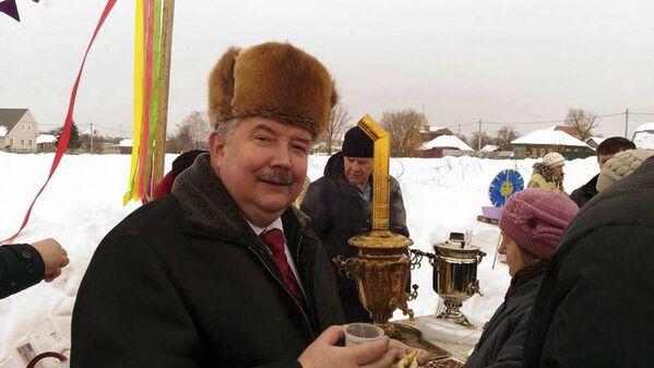 Кандидат за председника Русије Сергеј Бабурин - Sputnik Србија