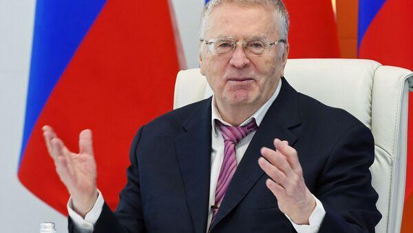 Lider LDPR Vladimir Žirinovski - Sputnik Srbija