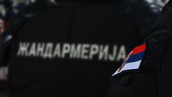 Srpska žandarmerija  - Sputnik Srbija
