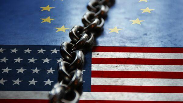 EU SAD - ilustracija - Sputnik Srbija