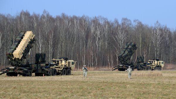 Američke trupe pored protivvazdušnog sistema Patriot u Poljskoj - Sputnik Srbija