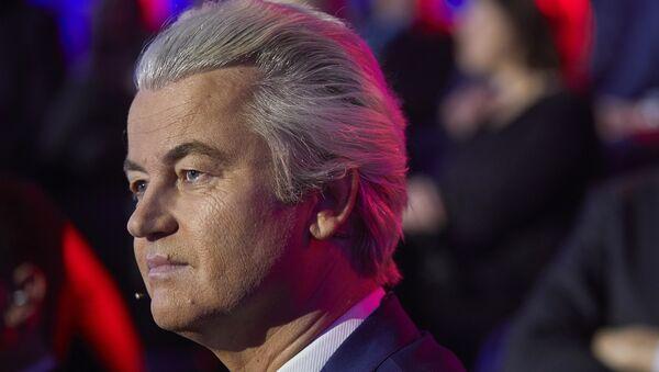 Holandski političar i lider Partije slobode Gert Vilders - Sputnik Srbija