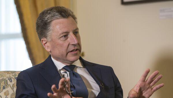 Specijalni predstavnik američkog Stejt departmenta za Ukrajinu Kurt Volker - Sputnik Srbija