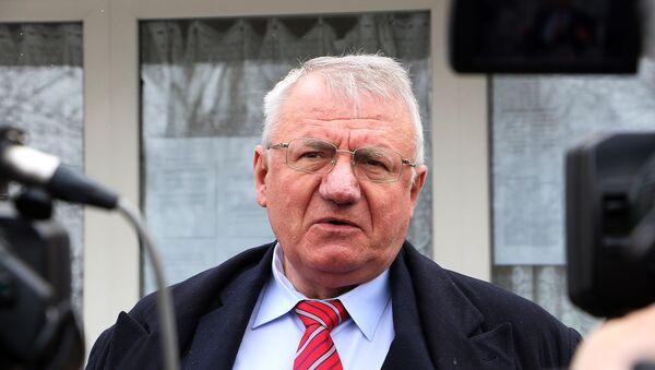 Председник СРС Војислав Шешељ - Sputnik Србија