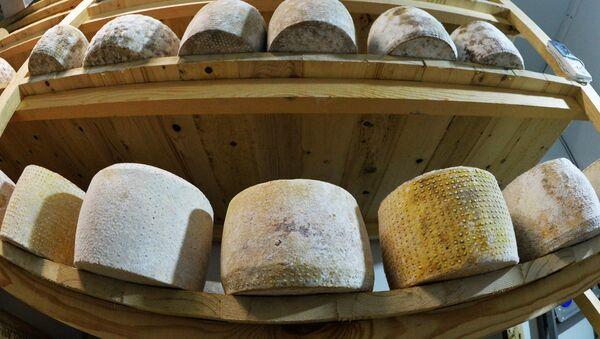 Proizvodnja sira u Vladivostoku - Sputnik Srbija