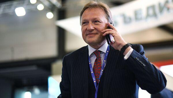 Kandidat za predsednika Rusije Boris Titov - Sputnik Srbija