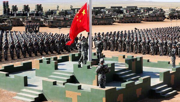 Kineski vojnici - Sputnik Srbija