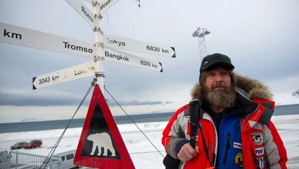 L'aventurier russe Fiodor Konioukhov - Sputnik Srbija