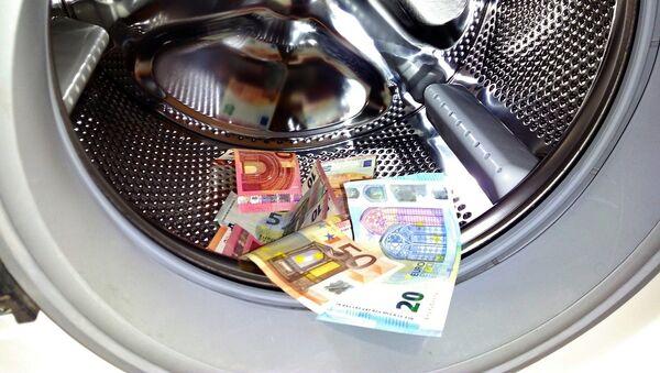 Pranje novca-ilustracija - Sputnik Srbija
