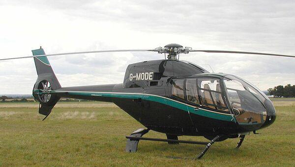 Erbasov helikopter Kolibri - Sputnik Srbija