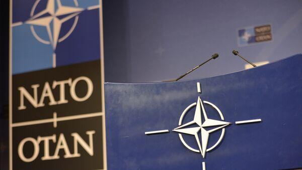 Sala za konferencije u sedištu NATO-a - Sputnik Srbija