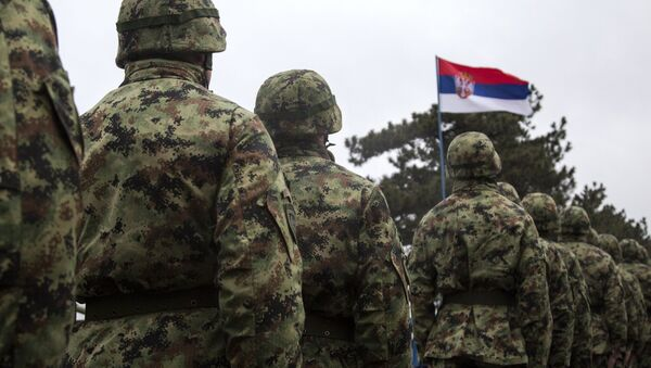 Војска Србије - Sputnik Србија